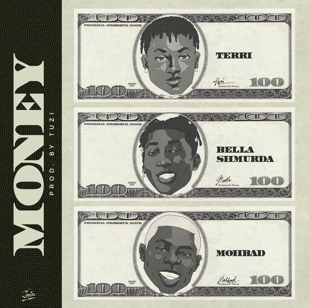 Terri – Money Ft. Bella Shmurda, Mohbad mp3 download