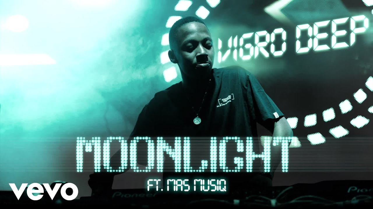 Vigro Deep – Moonlight Ft. Mas Musiq mp3 download