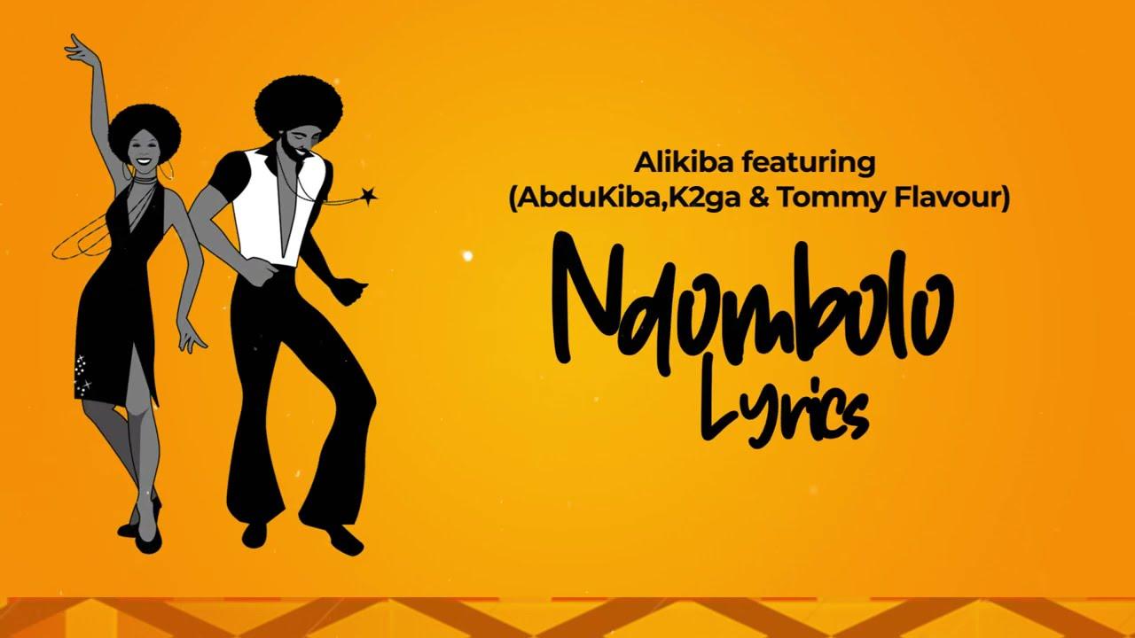 Alikiba x Abdukiba x K2ga x Tommy Flavour – Ndombolo mp3 download