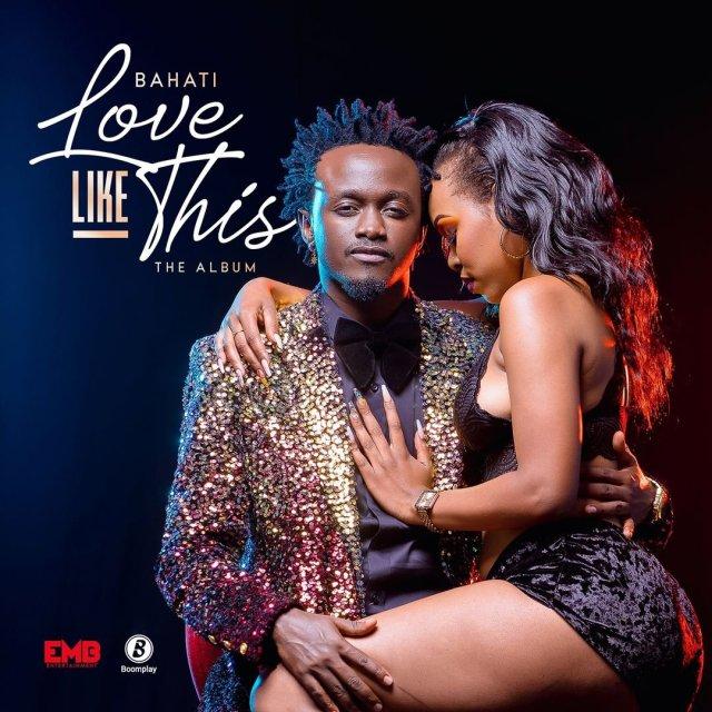 Bahati – Kiss Ft. Rayvanny mp3 download
