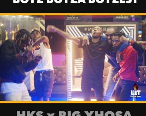 HKS – Boyz Boyza Boyzest Ft. Big Xhosa mp3 download