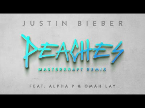 Justin Bieber, Masterkraft – Peaches (Remix) Ft. Alpha P, Omah Lay mp3 download