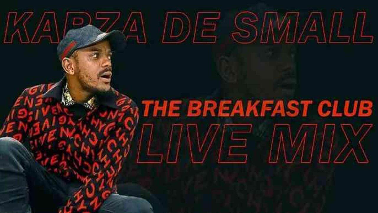 Kabza De Small – The Breakfast Club Mix (Part 2) mp3 download