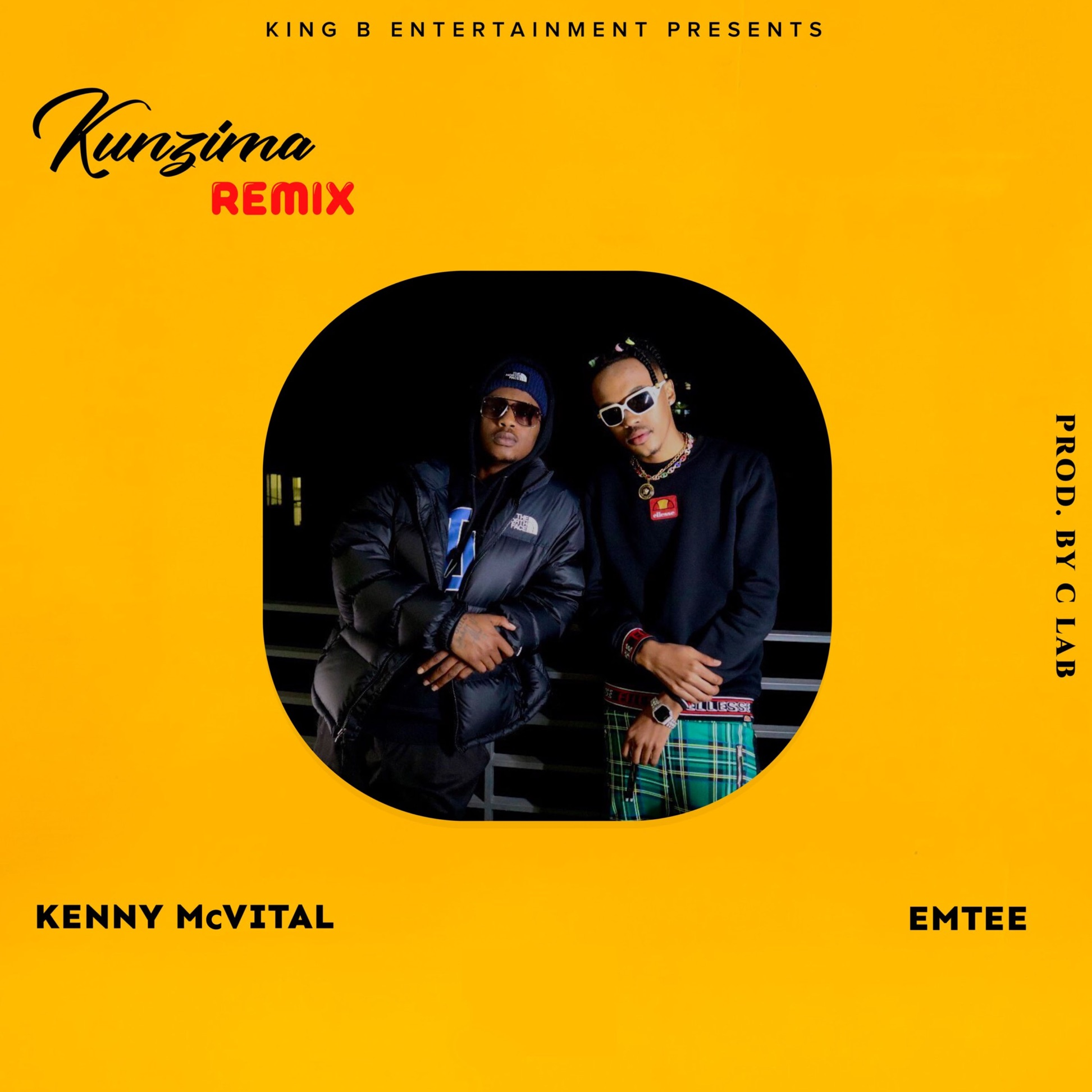 Kenny McVital – Kunzima (Remix) Ft. Emtee mp3 download