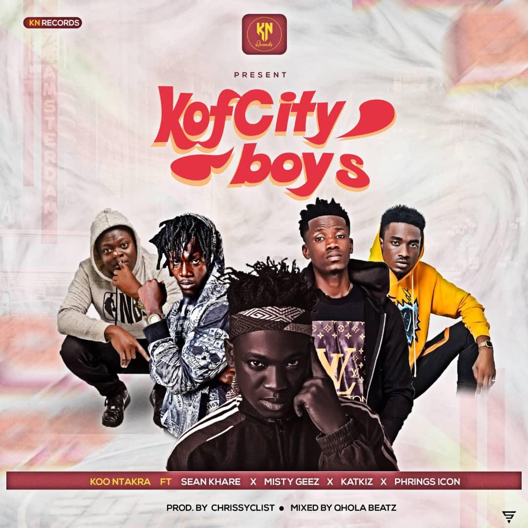 Koo Ntakra – Kofcity Boys mp3 download