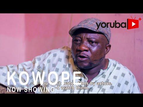 Movie  Kowope Latest Yoruba Movie 2021 Drama mp4 & 3gp download