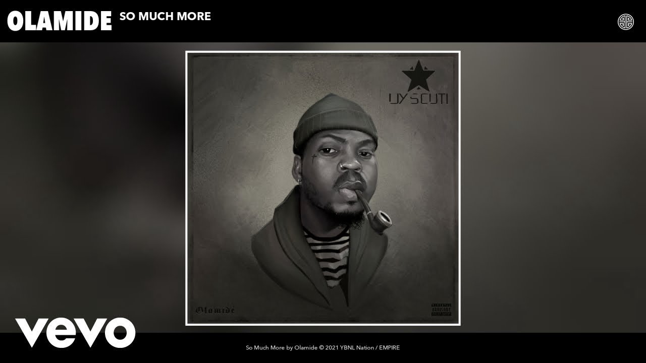 Olamide – So Much More mp3 download