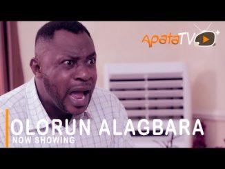 Olorun Alagbara Latest Yoruba Movie 2021 Drama