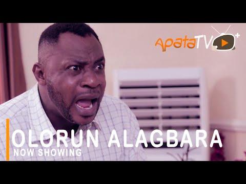 Movie  Olorun Alagbara Latest Yoruba Movie 2021 Drama mp4 & 3gp download