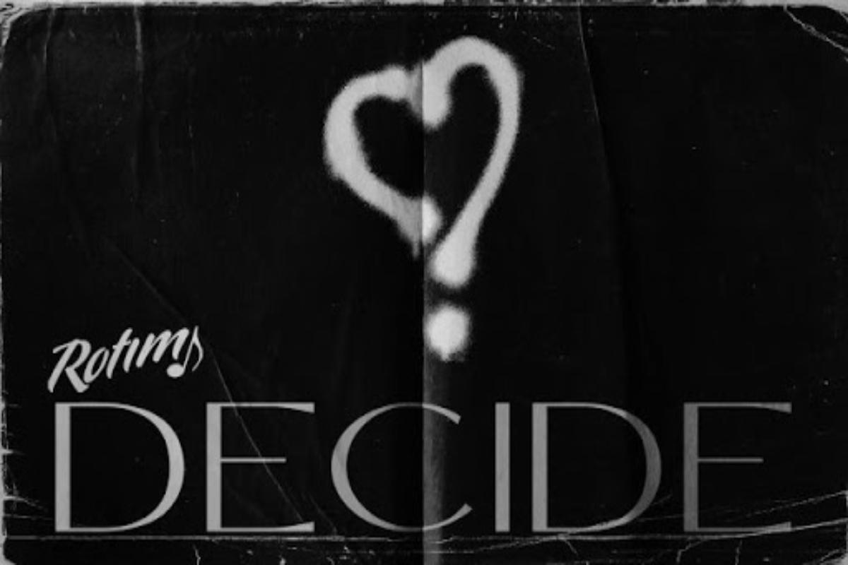 Rotimi – Decide mp3 download