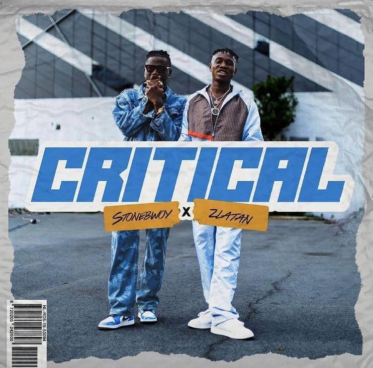 Stonebwoy Ft. Zlatan – Critical mp3 download