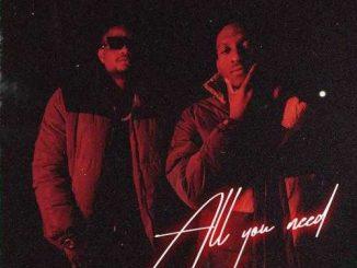 DJ Tunez – Mine Ft. J Anthoni