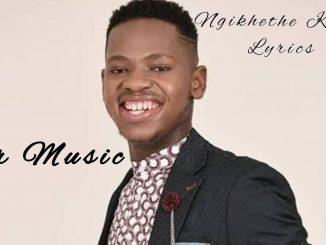 Mr Music – Ngikhethe Kahle