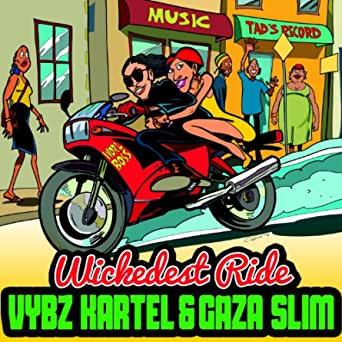 Vybz Kartel Ft. Gaza Slim – Wickedest Ride mp3 download