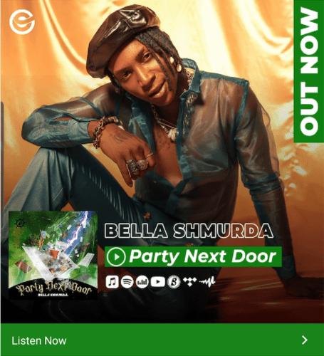 Bella Shmurda – Party Next Door mp3 download