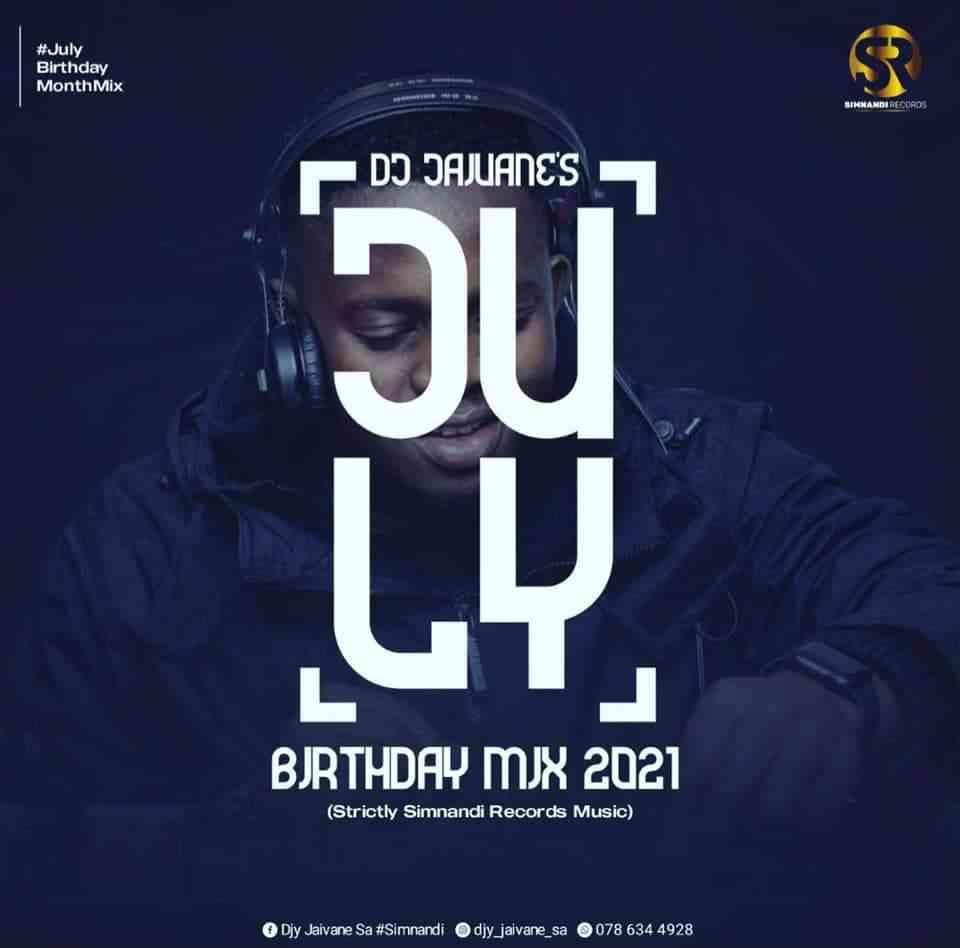 DJ Jaivane – July Birthday Mix 2021 (Strictly Simnandi Records) mp3 download
