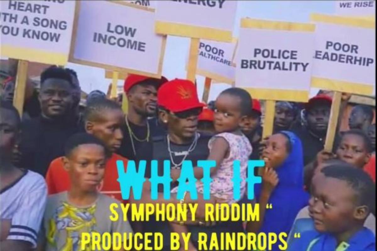 Shatta Wale – What If (Symphony Riddim) mp3 download